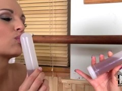 Masturbacja na treningu
