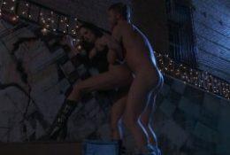 Seks przed domem