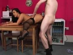 Sex na stole