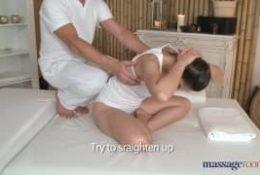 Relaksujący masaż z bonusem