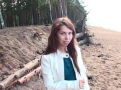 Tym razem sex na plaży