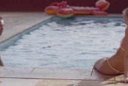 Sex przy basenie
