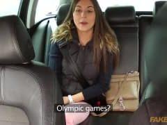 Miała ochotę przeruchać się z taksówkarzem
