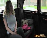 Ostre ruchanie z taksówkarzem