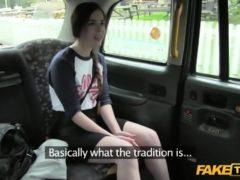 Spodobał się jej seks z taksówkarzem