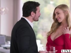 Zaprosiła szefa na seks