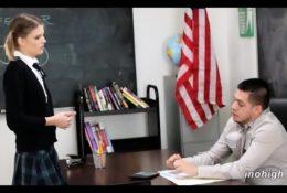 Bliskie spotkanie z nauczycielem