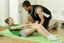 Sex podczas wyczerpującego treningu